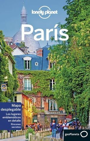 PARIS LONELY PLANET 7ª ED. 2019