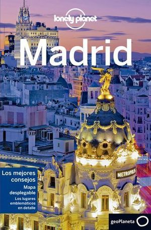 MADRID LONELY PLANET 7ª ED. 2019