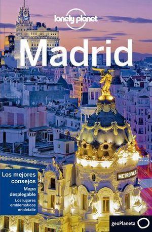 MADRID LONELY PLANET 7ª ED. 2019