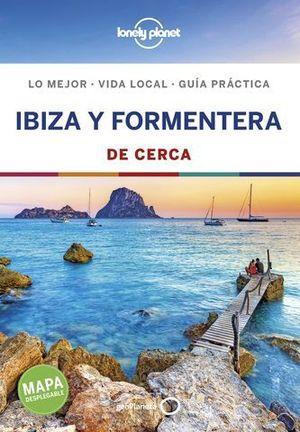 IBIZA Y FORMENTERA DE CERCA LONELY PLANET ED. 2019