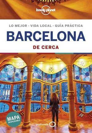 BARCELONA DE CERCA LONEY PLANET  2019