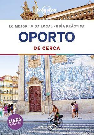 OPORTO DE CERCA LONELY PLANET  2019