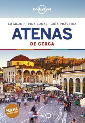 ATENAS DE CERCA LONELY PLANET 2019
