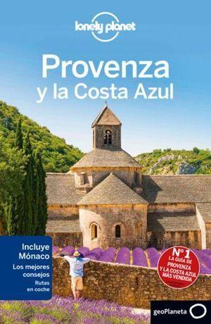 PROVENZA Y LA COSTA AZUL LONELY 2019