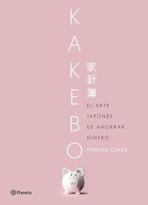 KAKEBO EL ARTE JAPONES DE AHORRAR DINERO