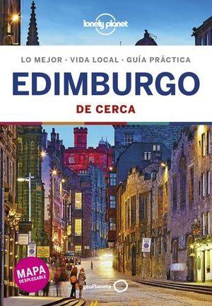 EDIMBURGO DE CERCA LONELY PLANET 4ª ED. 2019