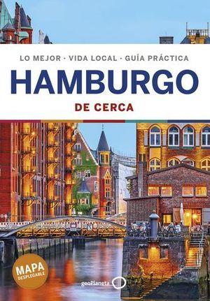 HAMBURGO DE CERCA LONELY PLANET ED. 2019
