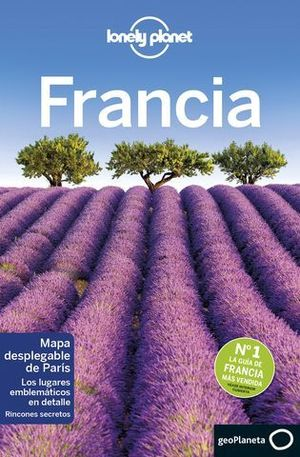 FRANCIA  LONELY PLANET 2019  8ª ED.