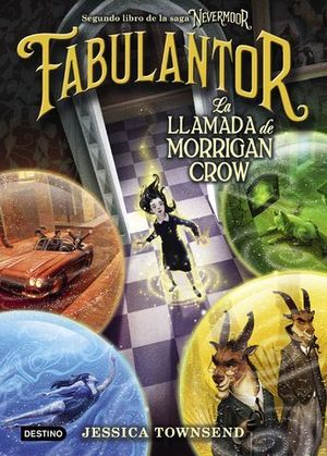 FABULANTOR.  LA LLAMADA DE MORRIGAN CROW