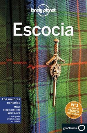 ESCOCIA LONELY PLANET  2019