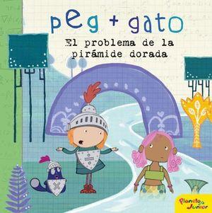 PEP + GATO.  EL PROBLEMA DE LA PIRAMIDE DORADA
