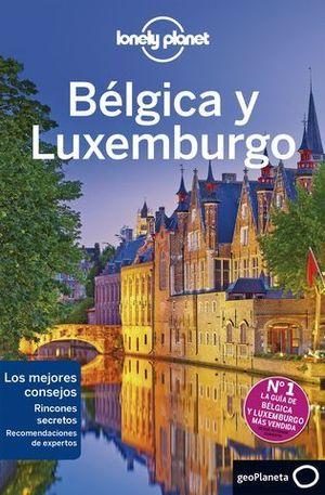 BÉLGICA Y LUXEMBURGO LONELY ED.2019
