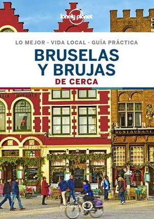 BRUSELAS Y BRUJAS DE CERCA LONELY PLANET 2019