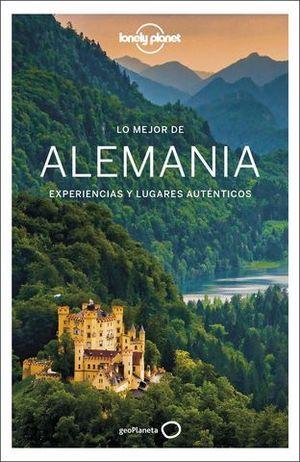 LO MEJOR DE ALEMANIA LONELY PLANET ED. 2019