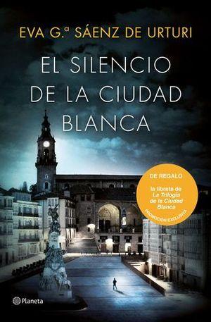 EL SILENCIO DE LA CIUDAD BLANCA PACK 2019