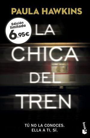 LA CHICA DEL TREN.  ED. LIMITADA