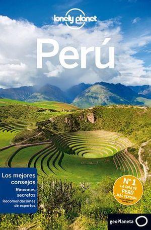 PERU LONELY PLANET 2019