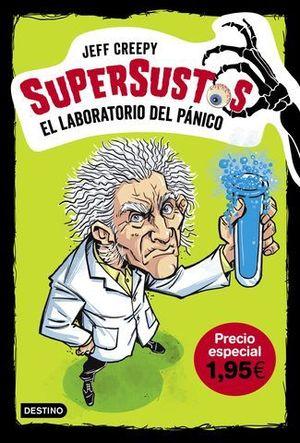 SUPERSUSTOS. EL LABORATORIO DEL PÁNICO. EDICIÓN 1,95