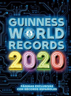 GUINNESS WORLD RECORDS 2020.