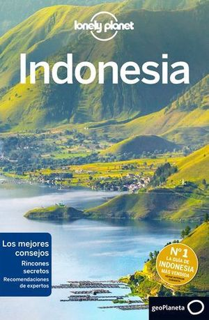 INDONESIA LONELY PLANET ED 2019