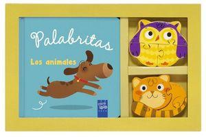 PALABRITAS LOS ANIMALES
