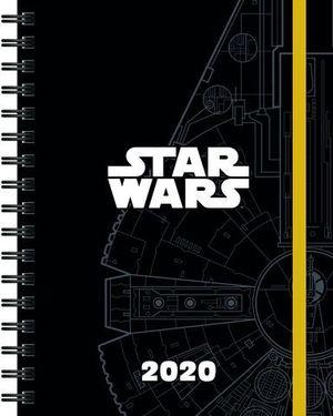 AGENDA ESCOLAR 2020.  STAR WARS
