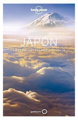 LO MEJOR DE JAPON  LONELY PLANET 2020 5ª ED