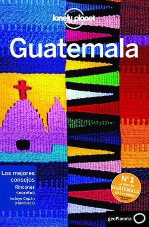 GUATEMALA 7ª ED. 2020 LONELY PLANET
