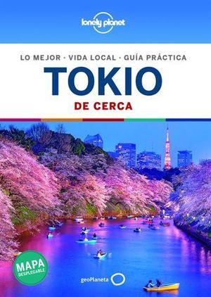 TOKIO DE CERCA LONELY PLANET ED. 2020