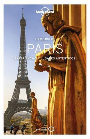 LO MEJOR DE PARIS LONELY PLANET 2020. 4ª ED.