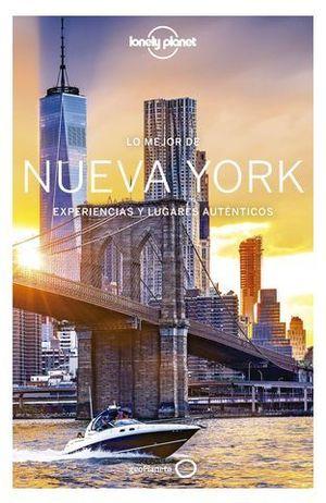 LO MEJOR DE NUEVA YORK 5ª ED. 2020 LONELY PLANET