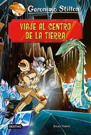 VIAJE AL CENTRO DE LA TIERRA.