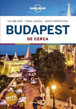 BUDAPEST DE CERCA LONELY PLANET 2020