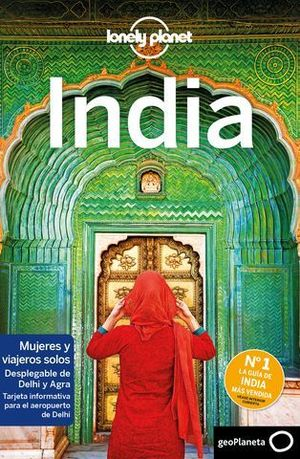 INDIA 8ª ED. 2020 LONELY PLANET