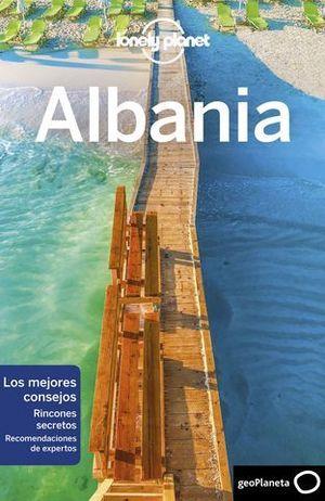 ALBANIA  LONEY PLANET ED. 2020