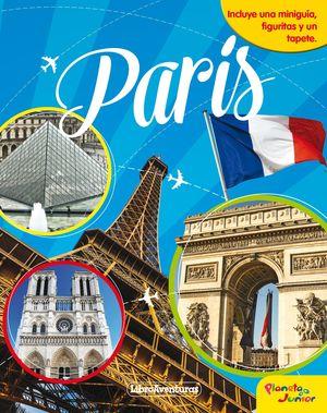 PARIS. LIBROAVENTURAS . CON FIGURAS