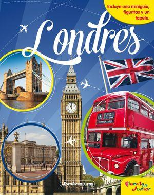 LONDRES. LIBROAVENTURAS. CON FIGURAS