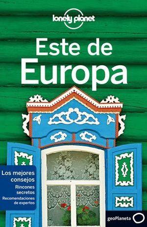 ESTE DE EUROPA LONELY PLANET ED. 2020