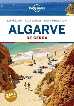 ALGARVE DE CERCA LONELY PLANET ED. 2020