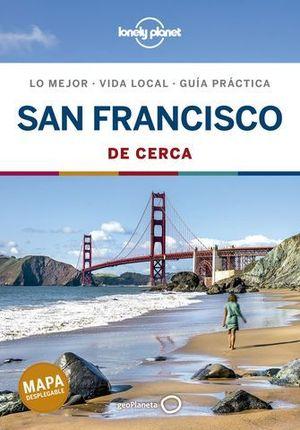 SAN FRANCISCO DE CERCA  LONELY PLANET ED. 2020