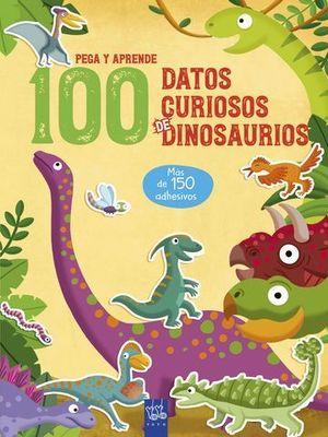 100 DATOS CURIOSOS DE DINOSAURIOS