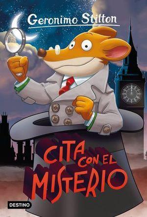 GERONIMO STILTON.  CITA CON EL MISTERIO