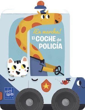 EN MARCHA ! EL COCHE DE POLICIA