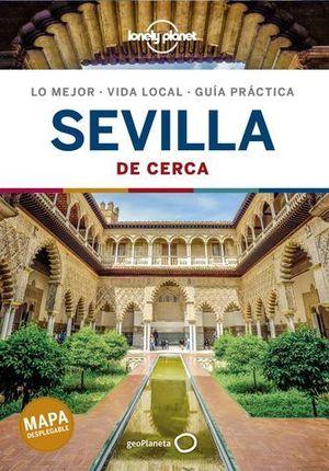 SEVILLA 3ª ED. LONELY PLANET DE CERCA ED. 2020