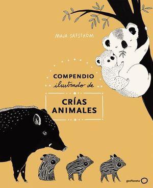 COMPENDIO ILUSTRADO DE ANIMALES Y SUS CRÍAS.