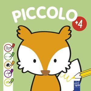 PICCOLO +4 VERDE.