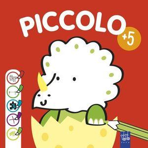 PICCOLO +5 ROJO.