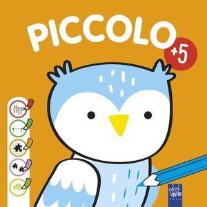 PICCOLO +5 NARANJA.