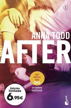 AFTER  ( ED. LIMITADA )