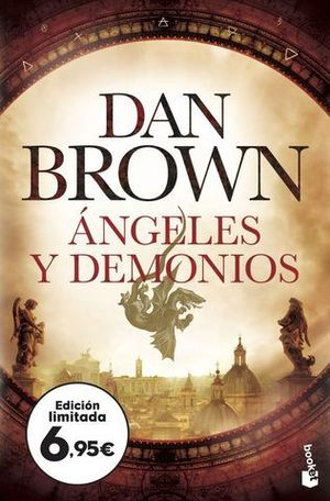 ANGELES Y DEMONIOS  ( ED. LIMITADA )